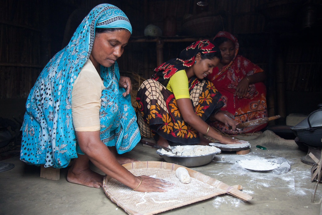 """Roti revolution"" that helps feed migrant workers"
